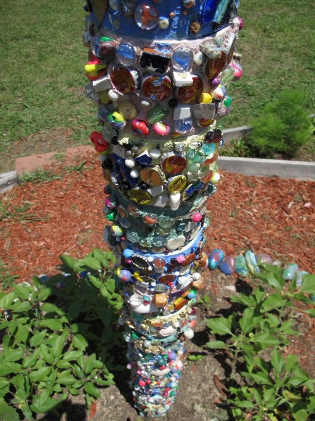 56 best peace pole images on pinterest for Garden art pole