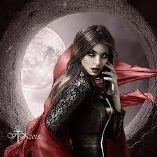 Resultado de imagen de gothic art vampire