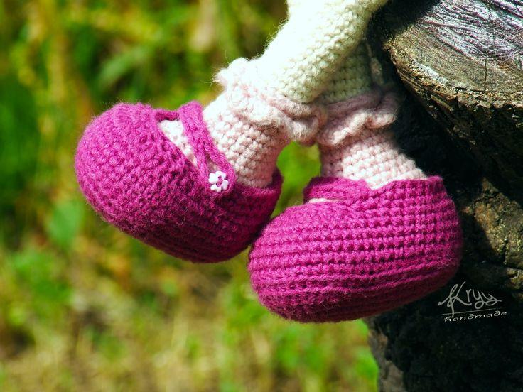 Willenein bunny's little sister's leg #amigurumi