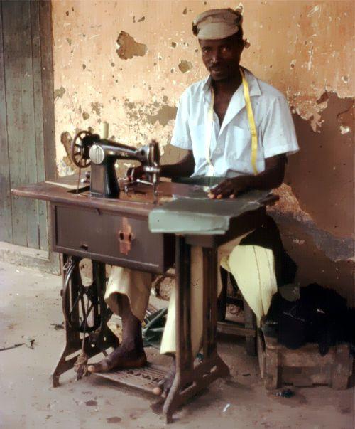 Guiné-Bissau - Recordações em Imagens: As gentes