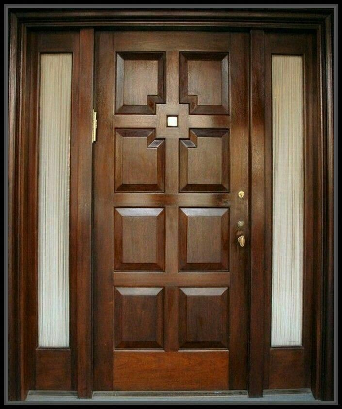 Door Panel Outside Doors Cost Of Internal Doors 20181228 Wooden Glass Door Front Door Design Wood Door Design