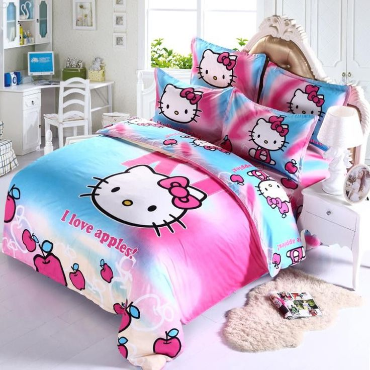 Hello Kitty Bedroom Sets Girls 777 best hello kitty forever <3 images on pinterest | hello kitty