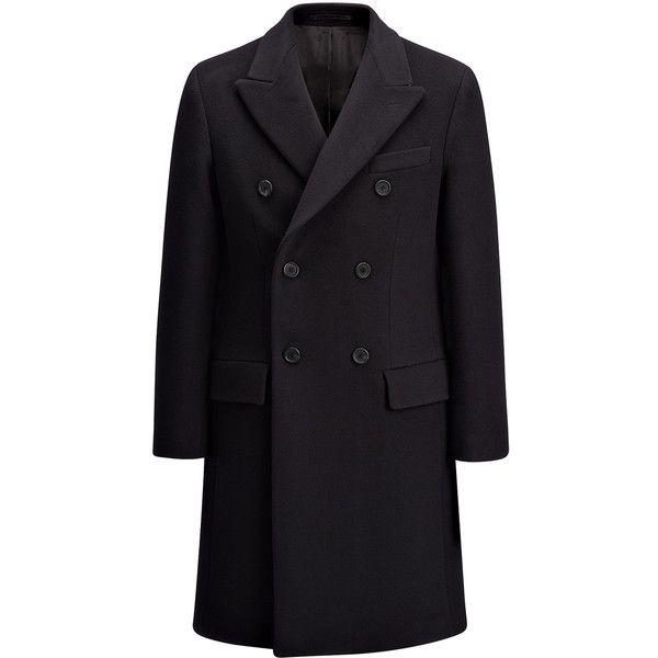 Mens Double Breasted Wool Coat | Fashion Women's Coat 2017