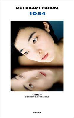 La copertina di #1Q84III