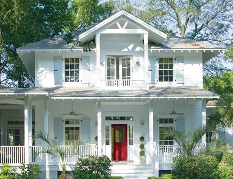 38 best home exterior paint colors images on pinterest - Ideas for painting house exterior ...