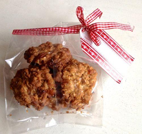Sinner Sunday: Muesli koekjes