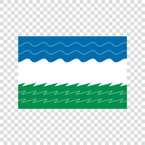 Alternative flag for the Netherlands. Zee, wind en nuchterheid.