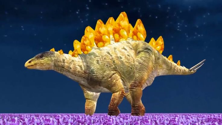 Rare Stegosaurus Dinosaurs Dady Finger Family | Kids Nursery Songs | Ani...