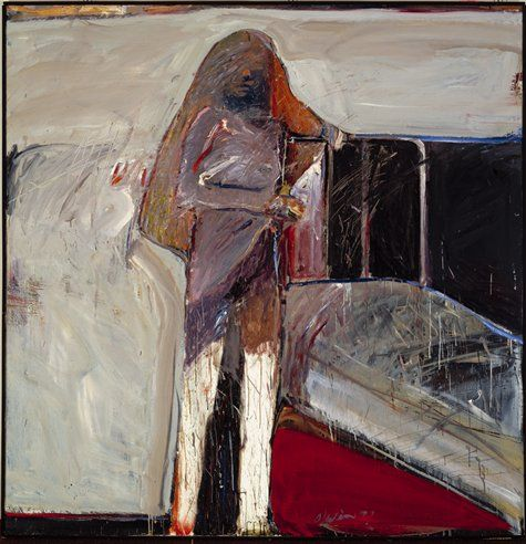 nathan oliveira paintings - Google Search
