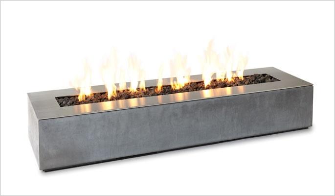 Modern Fire Pit!