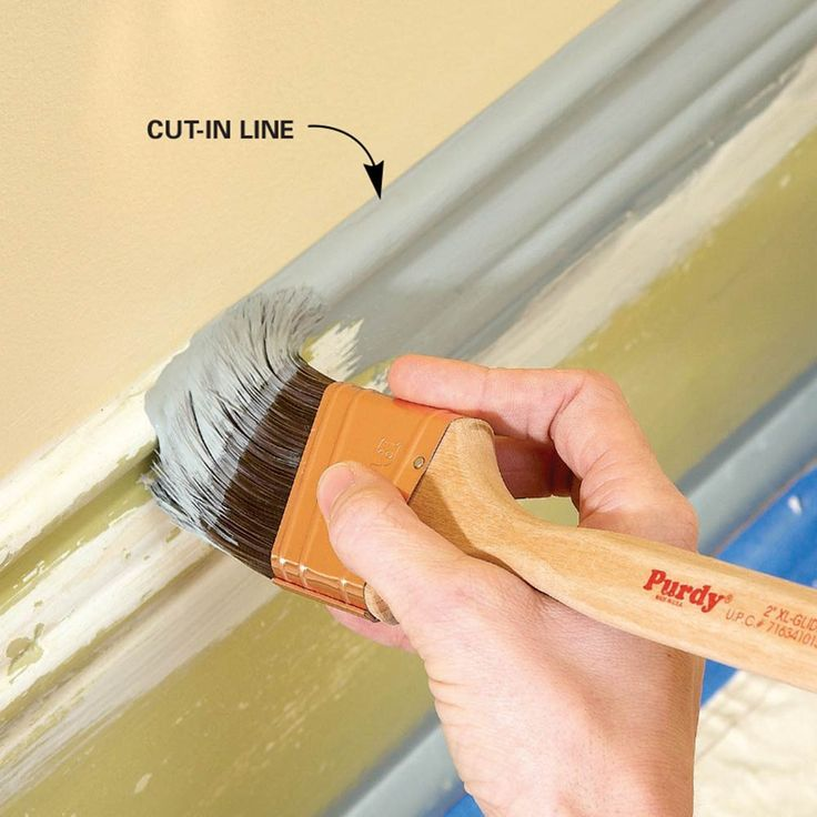 Best 25 Painting Trim Tips Ideas On Pinterest How To Paint Baseboards Diy Interior House