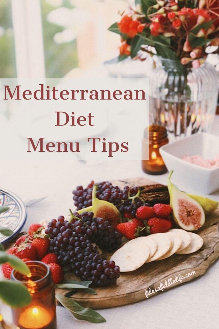 protein shakes on mediterranean diet