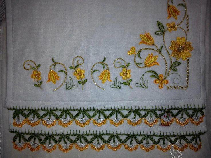 Dantel Mutfak Havlusu Örnekleri http://www.canimanne.com/ilk-odulum-odul-tarifi.html