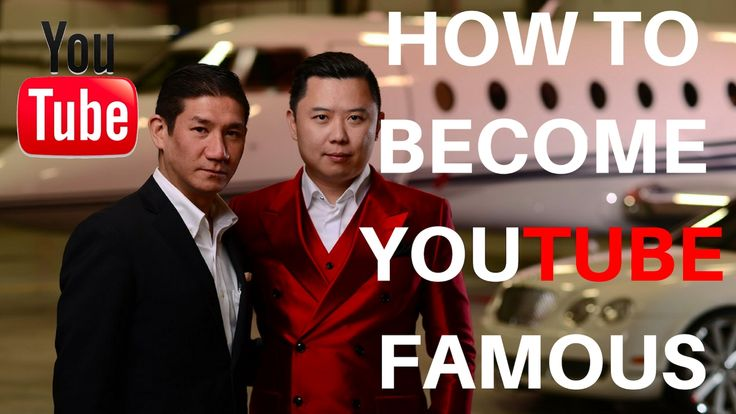 How to Become Youtube Famous the Professional Way by Dan Lok