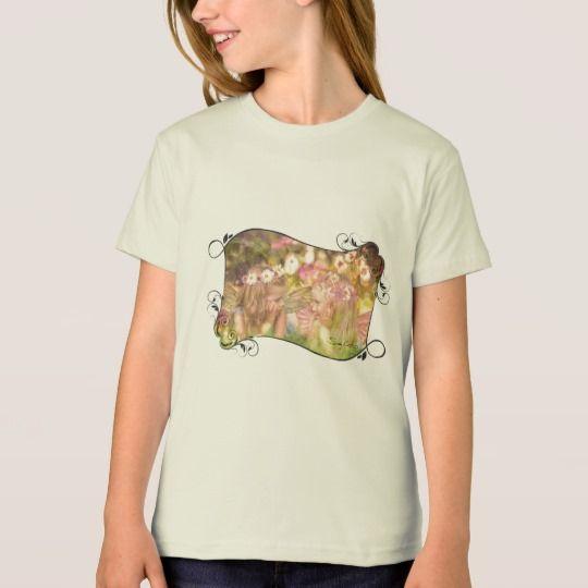 Fairy Friends Girl's Organic T-Shirt