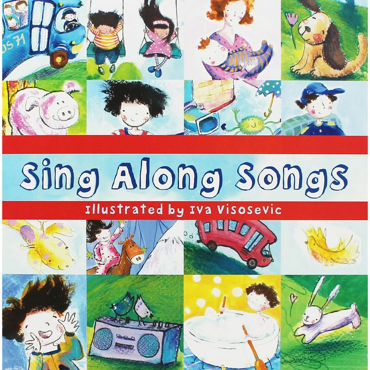 sing along songs illustrated by iva - Căutare Google