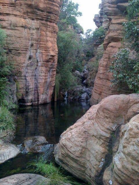 Mountain Sanctuary, Magaliesburg, South Africa