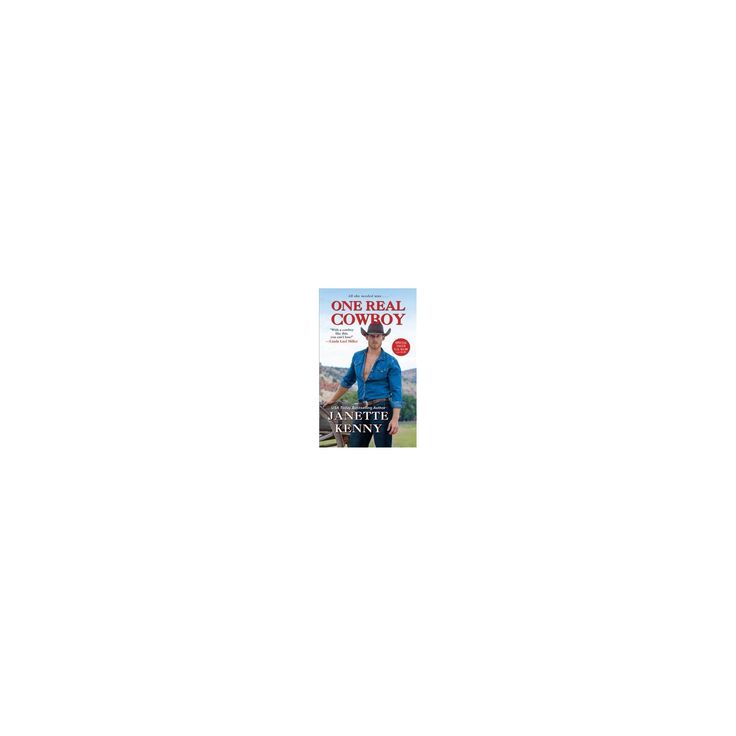 One Real Cowboy (Reprint) (Paperback) (Janette Kenny)