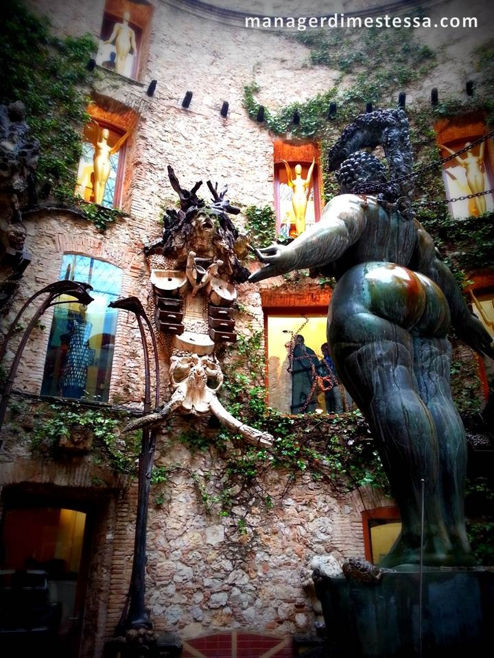 Barcellona photopost (con piccola polemica finale), Dalì, Figueres