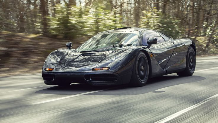 The Last McLaren F1 Ever Built Is for Sale—and in Mint Condition [BREAKING NEWS]   Automobiles