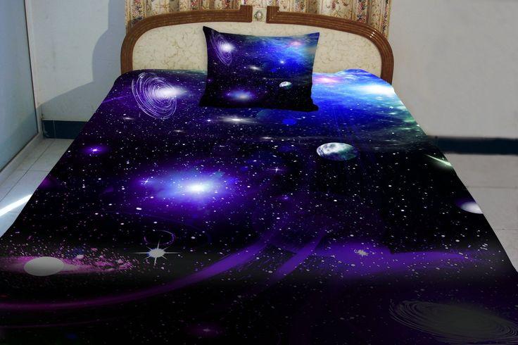 25+ bsta Galaxy bedding iderna p Pinterest