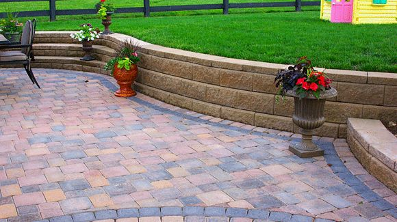 593 Best Retaining Walls Images On Pinterest Outdoor