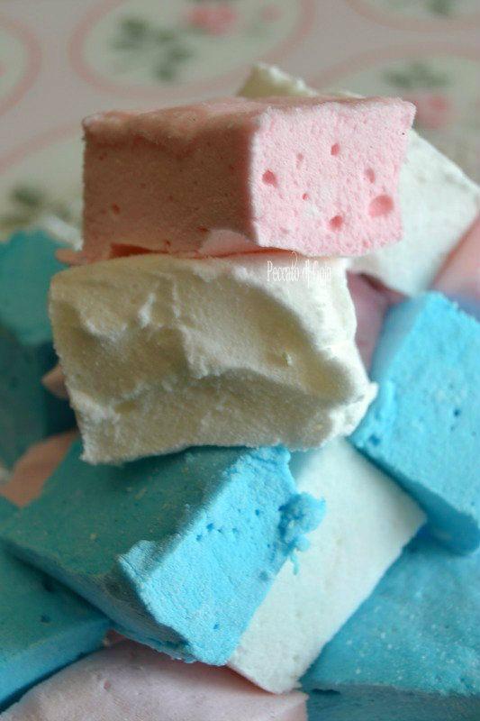 Ricetta per marshmallow morbidissimi