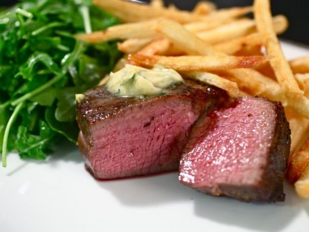 how to make filet mignon tender