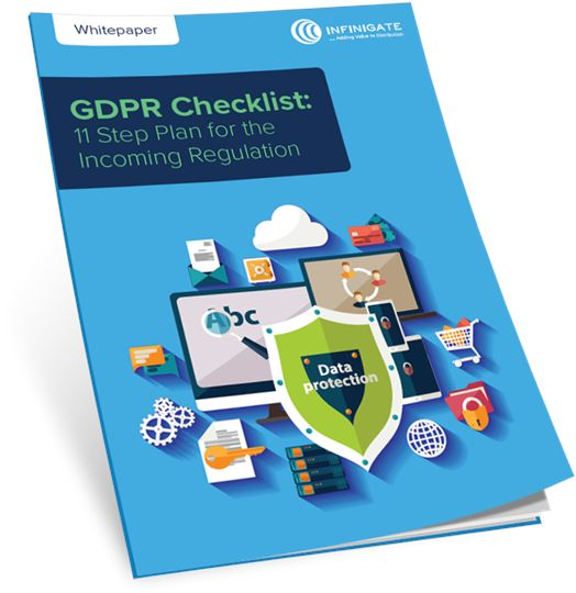 Have you started your preparations for the GDPR (General Data Protection Regulation)?