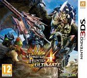 Monster Hunter 4 Ultimate 3DS-13 de febrero de 2015