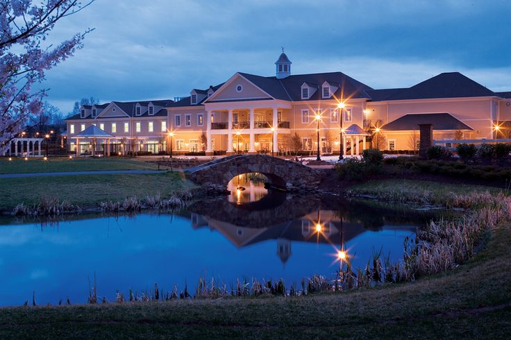 Toll Brothers at Regency at Dominion Valley - Greenbrier Collection, VA - The Clubhouse