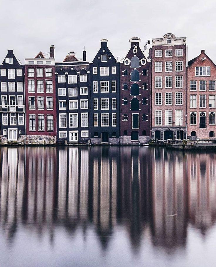 Amsterdam, Netherlands Currency: Euro Photo by instagram.com/een_wasbeer