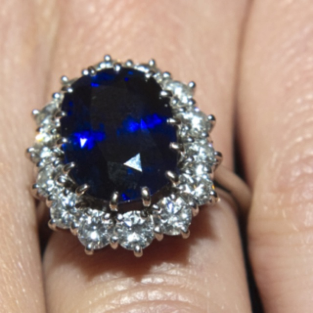 catherine middleton princess diana engagement ring