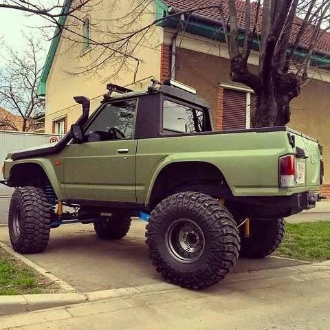 Nissan Patrol Gr Y60 pick up
