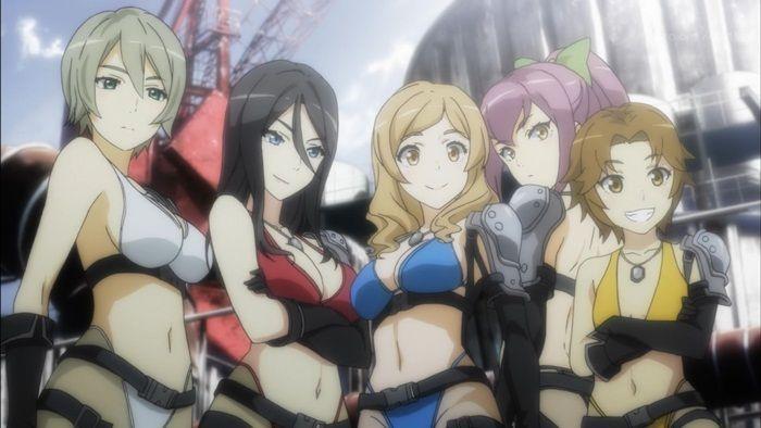 Spoil: Schoolgirl Strikers Animation Channel ตอนท 1