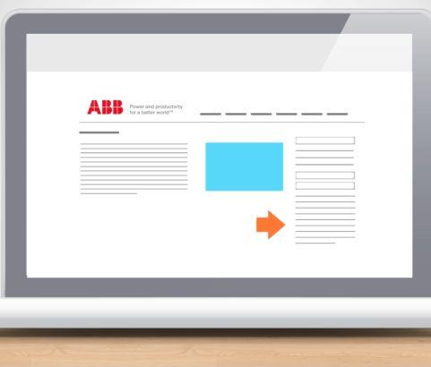 FORMAZIONE / ABB SACE Division