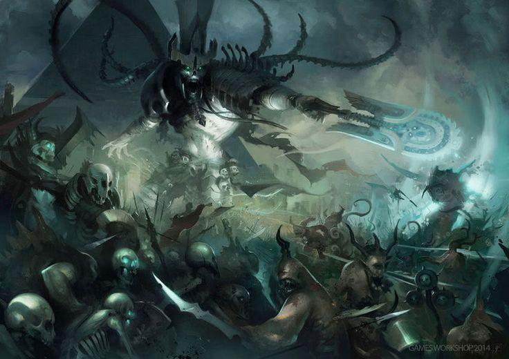 Legions of Nagash review