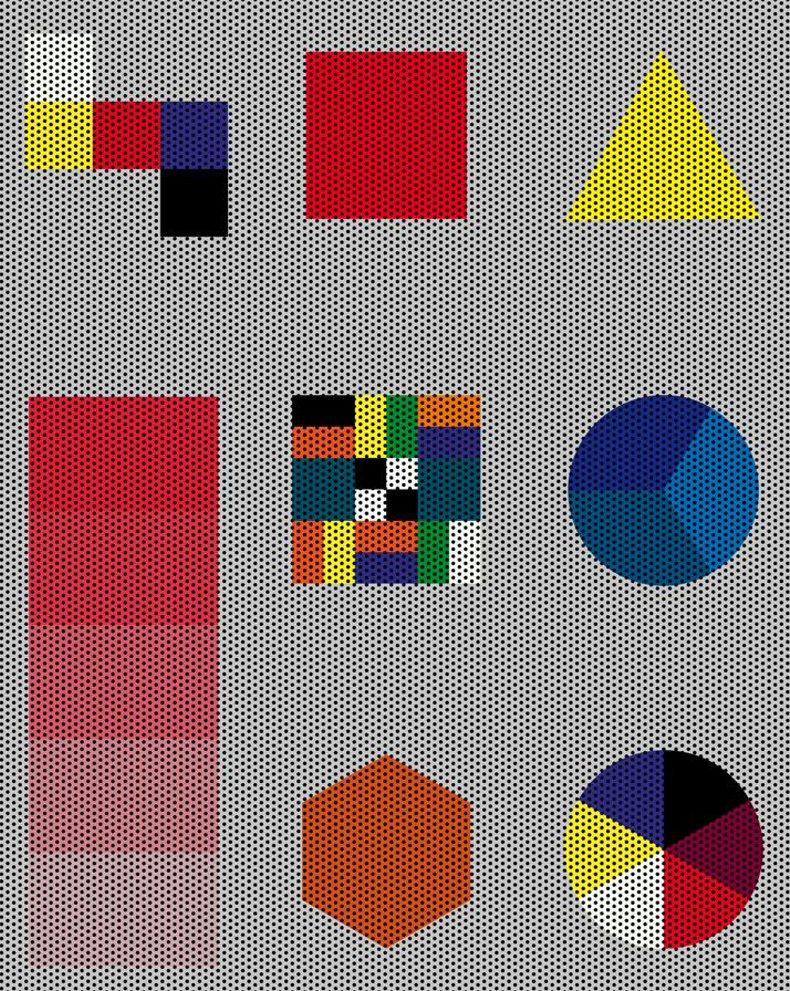 The First Corporate Identity of The Bauhaus-Archiv Museum in Berlin by L2M3