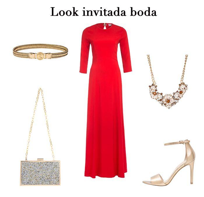 Propuestas Looks Invitadas Boda. Personal Shopper. A trendy life. #personalshopper #propuestasinvitadaboda #wedding #zalando #fashionblogger #atrendylife www.atrendylifestyle.com