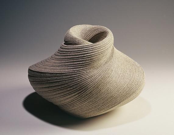 Takayuki Sakiyama - Vessel #pottery #Japanese_pottery #ceramics…