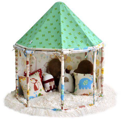 Pericross® Indoor Kids Teepee Tent Mongolian Tents for Kid Playhouse Outdoor