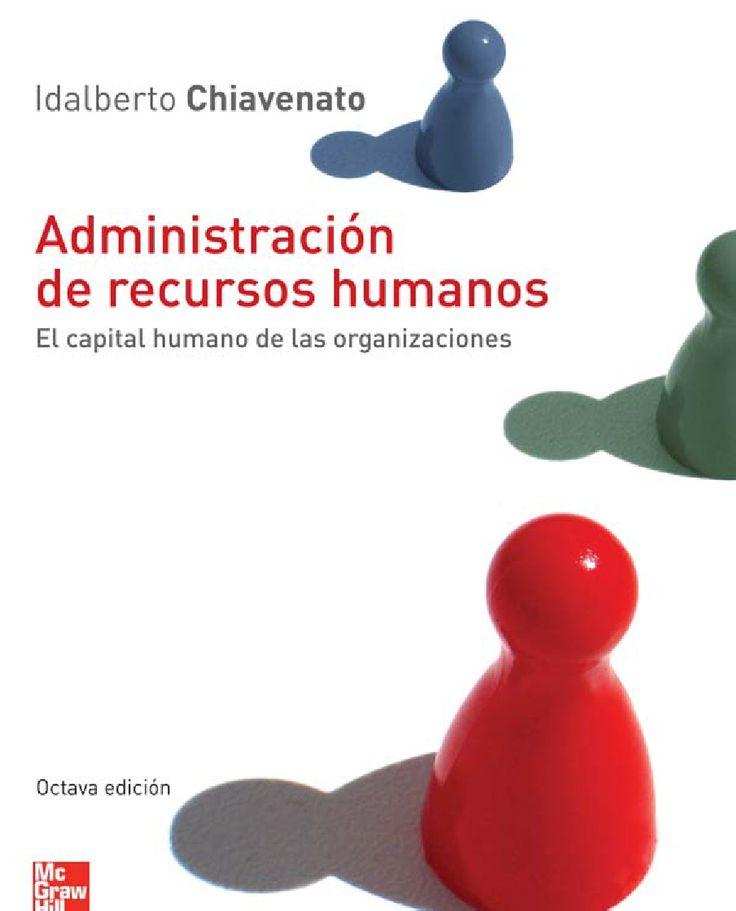 Administracion de Recursos Humanos Chiavenato 8va
