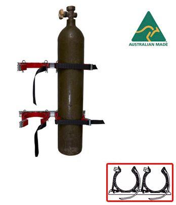 Bottlechock 2x160-230mm Cylinders - Spacepac Industries