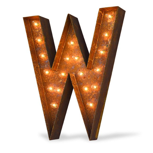 32 best marquee letter lights images on pinterest for B marquee letter