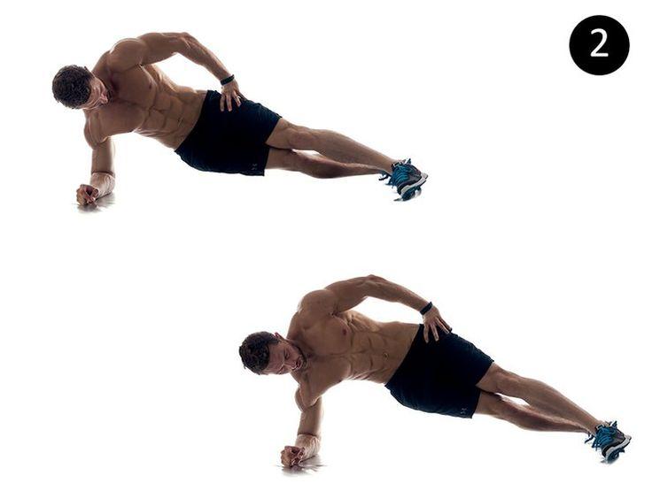 Ćwiczenia na brzuch. 7 kroków do ideału