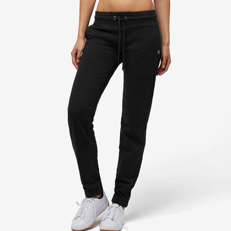 Classic Sweatpant in Black $69