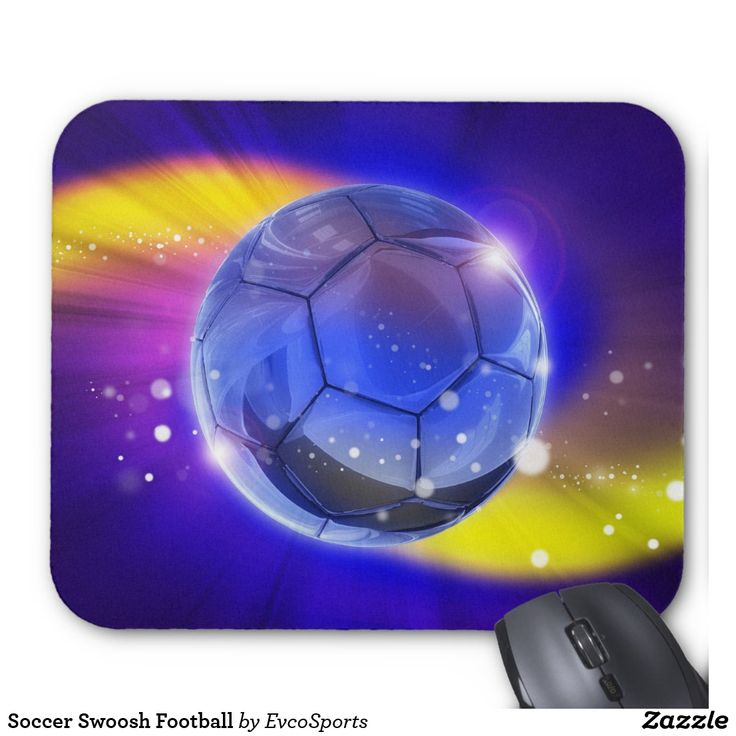 Soccer Swoosh Football