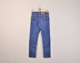 Levis 501 Jeans Vintage Mens Levis Mens Levi Jeans High