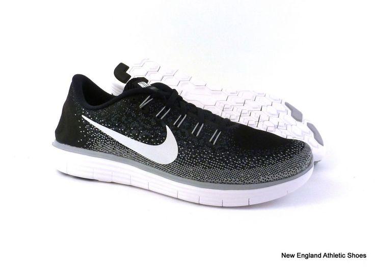 best service b75ae 90f43 nike  jordan eclipse  sneaker  detalles acerca de nike hombres libre rn  distance running zapatos zapatillas negro blanco gris