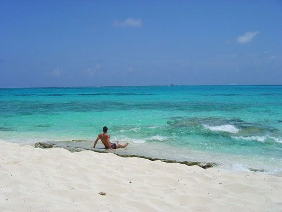 Paradise, San Andres, Colombia